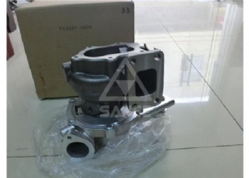 Turbocharge Assy S1760-E0200 Fit SK350-8 Excavator Engine Turbo Charger