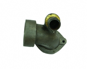 outlet connection for cummins diesel engine